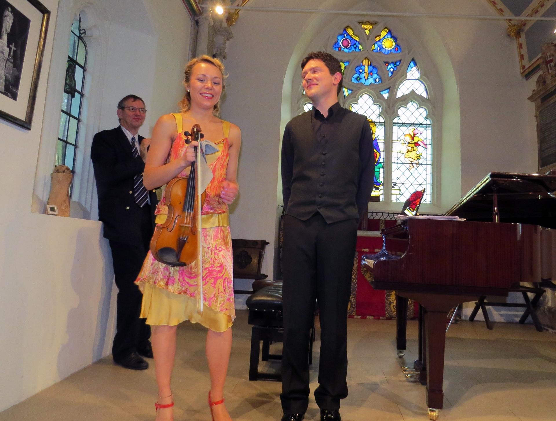Recital at St Mary's Perivale